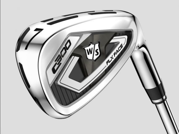 Wilson Staff introduce revolutionary C300 irons