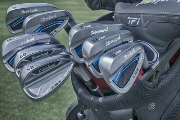 Cleveland Golf's new Launcher irons