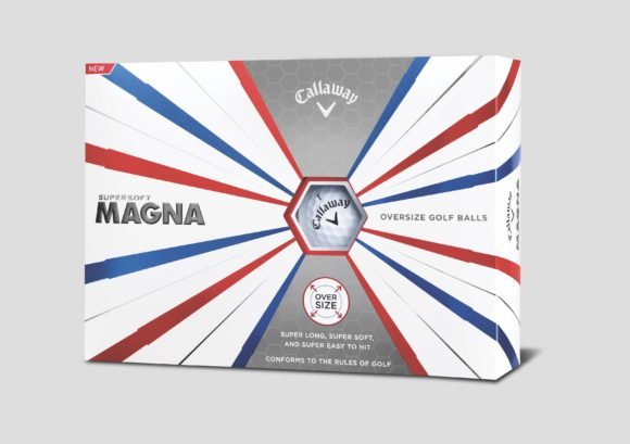 Callaway Supersoft Magna – The game improvement golf ball