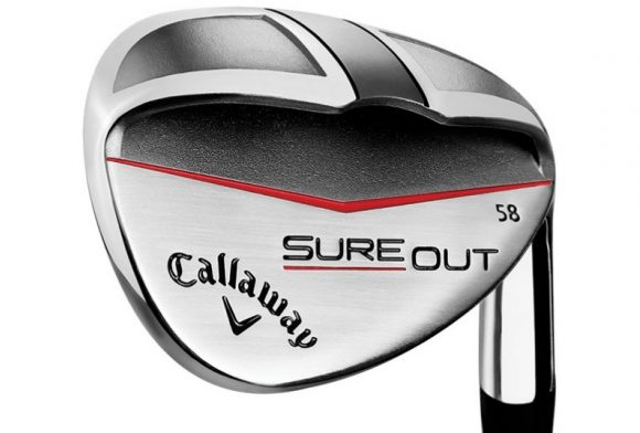 Callaway Sure Out wedge 'to boost scoring'