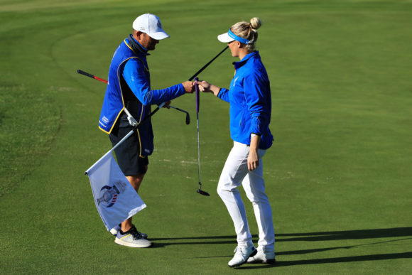 Charley Hull Solheim Cup