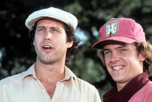 Chevy Chase And Danny Noonan