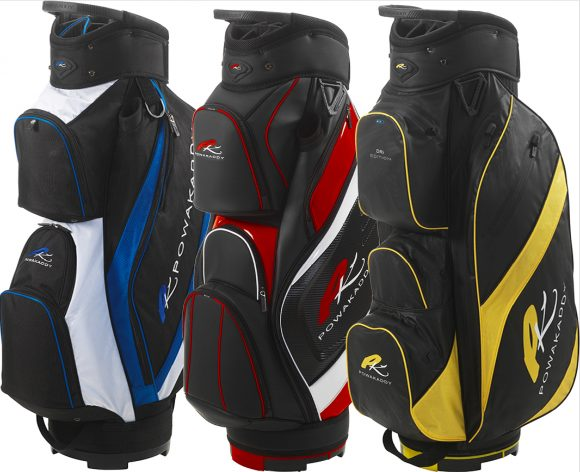 PowaKaddy's fantastic Christmas cart bag promotion
