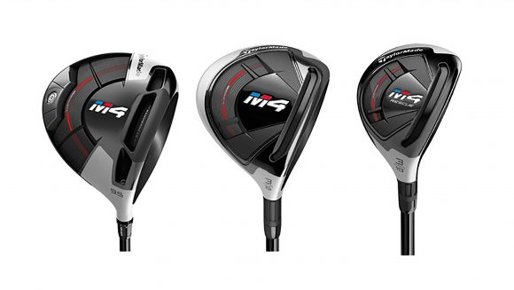 TaylorMade M4 metalwoods: first look