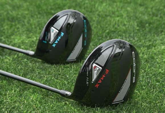 Cobra unveils F-MAX Superlite Driver and Fairways