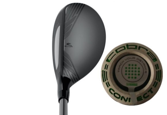 Cobra releases first full 'smart' set of clubs