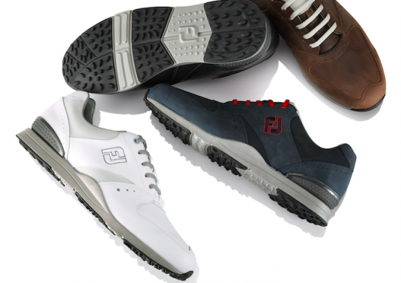 Four new spikeless FootJoy shoes