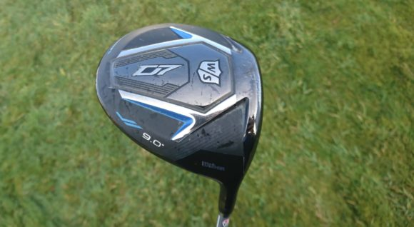 REVIEW - Wilson D7 driver looks great and delivers the goods