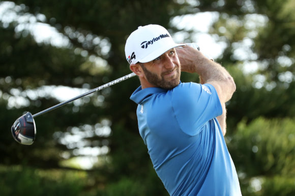 Dustin Johnson: Tournament of Champs