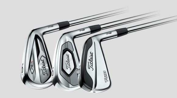 New Titleist AP3 bolsters distance irons offering