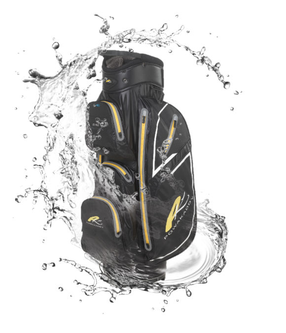PowaKaddy releases revolutionary waterproof cart bag