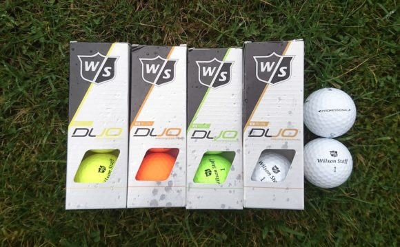 Review: Wilson DUO Professional balls offer all-round performance at a low price