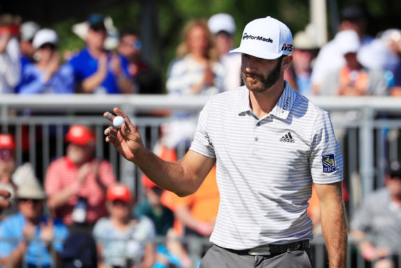 Dustin Johnson Valspar 2019 2