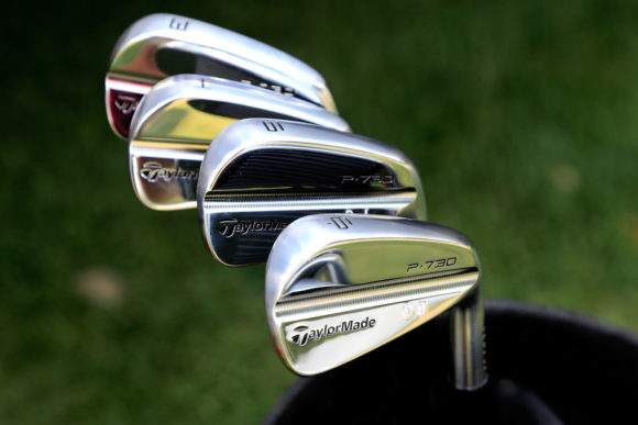 Dustin Johnson Irons