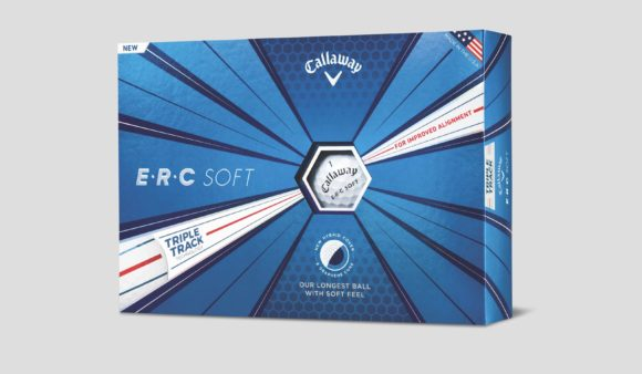 Callaway ERC Soft ball - FIRST LOOK!