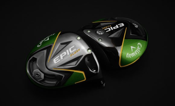 Callaway Epic Flash drivers – FIRST LOOK!