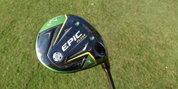 Callaway Epic Flash fairway woods – FIRST LOOK!