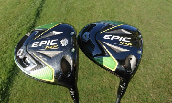 "REVIEW - Callaway Epic Flash driver is an ""out and out distance machine"""