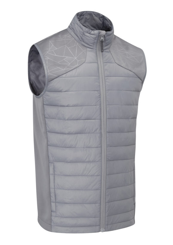 Evolve Sport Full Zip Padded Gilet