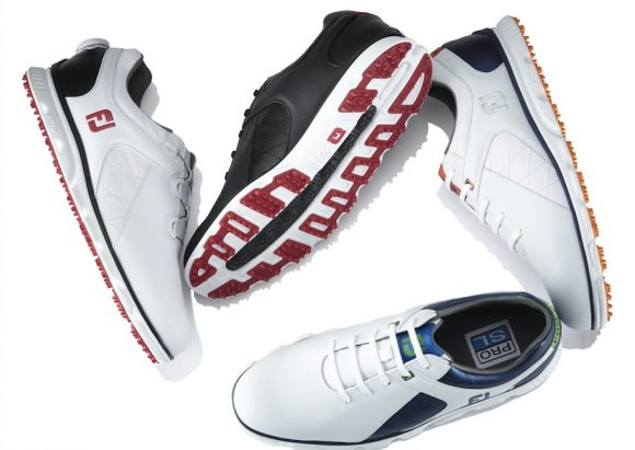 FootJoy model wins award for Shoe of the Year