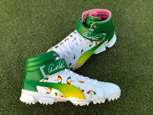 Rickie Fowler pays tribute to The King