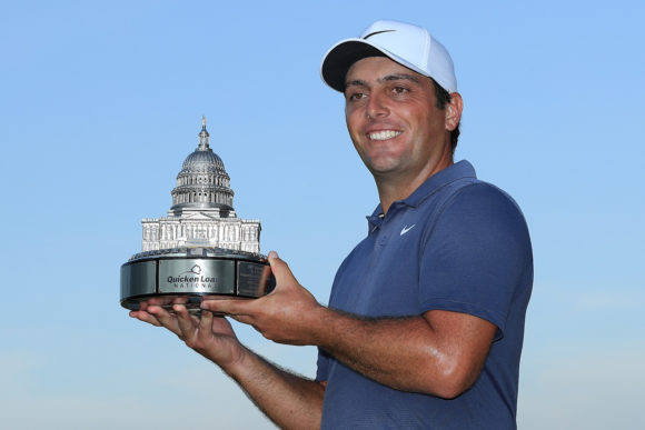 Francesco Molinari Quicken Loans National