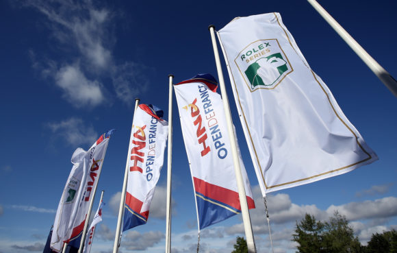 French Open Flags