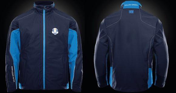 Galvin Green unveils new Ryder Cup collection