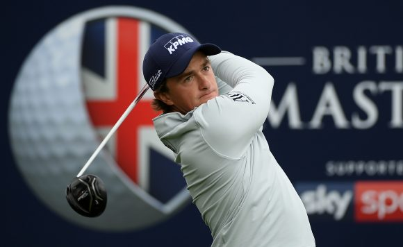 Paul Dunne's winning WITB: 2017 British Masters