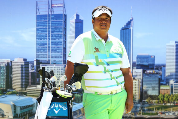 Kiradech Aphibarnrat: 2018 ISPS HANDA World Super 6 Perth