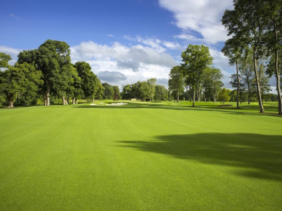 Golf At Adare Manor 3Rd Hole