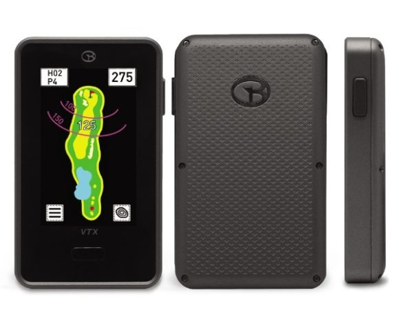 Introducing the GolfBuddy VTX GPS