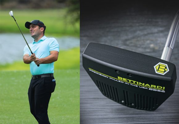 Francesco Molinari pens deal with Bettinardi Golf