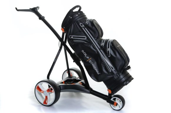 Golfstream releases new lightweight waterproof cart bag