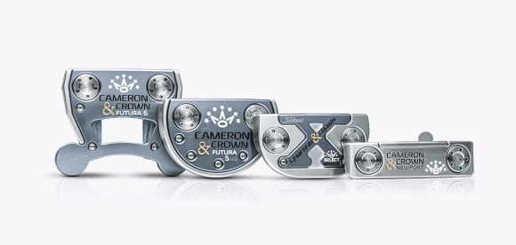 New Cameron & Crown putters revealed