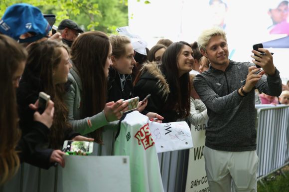Horan And Fans