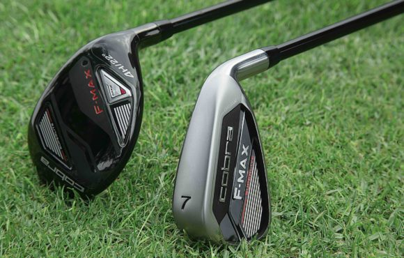 Introducing the Cobra F-MAX Superlite irons & hybrids