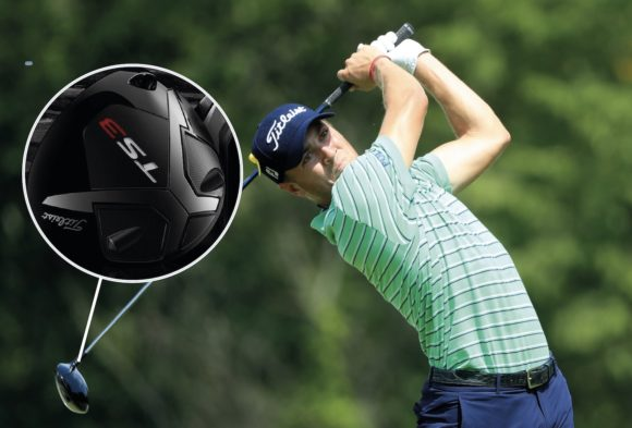 Justin Thomas powers to WGC glory with new Titleist TS metalwoods