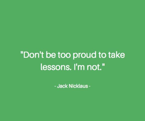 60 Inspirational Jack Nicklaus Quotes Every Golfer Bunkeredcouk Interesting Golf Quotes About Life