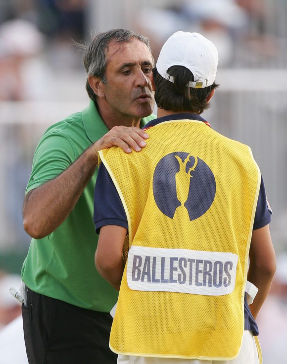 Javier And Seve Balleseteros