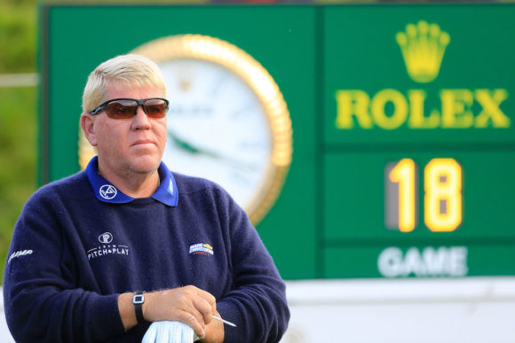 John Daly pens deal with little-known shoe brand