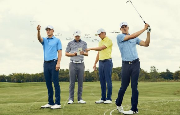 UA reveal Spieth's US Open gear
