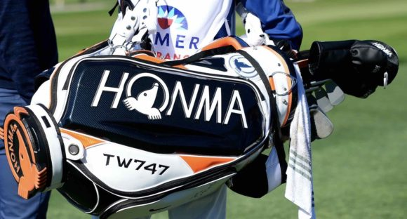 WITB - Justin Rose notches first win with Honma clubs