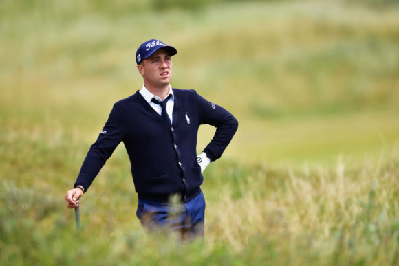 Justin Thomas Outfit