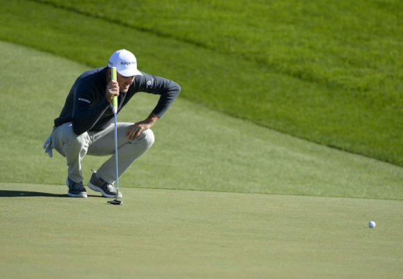 You may never have heard of Justin Rose's new putter