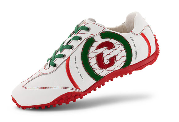 Review: Duca del Cosma... the trendy new kid on the golf shoe block