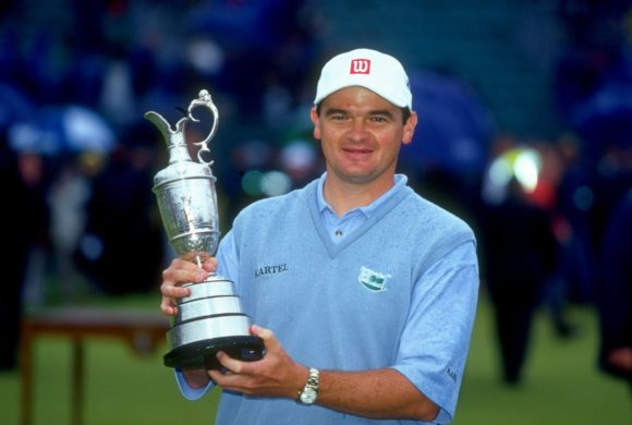 Lawrie 1999 Open Champion