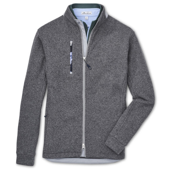 Legacy Sweater Fleece Full Zip Jacket