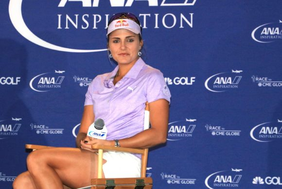 Lexi Thompson Ana Main