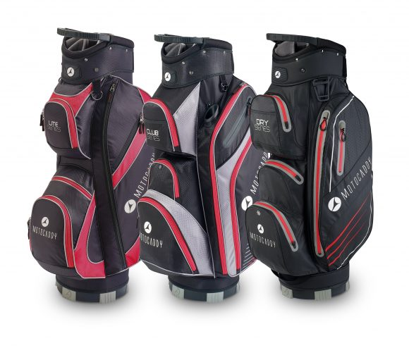 A brilliant Xmas bag promotion from Motocaddy